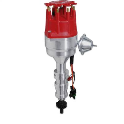 MSD - Distributor, Ford FE, Ready-to-Run - 8595 - Image 1