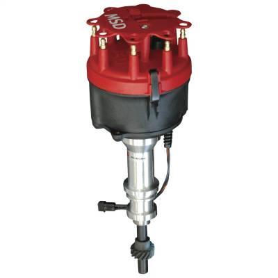 MSD - Dist. Ford 289/302 Hyd Roller-Steel Gear - 8598 - Image 1