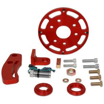 "MSD - Crank Trigger Kit, SB Chevy, 6"" Balancer - 8600 - Image 1"
