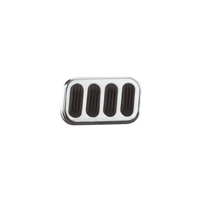 Lokar - Lokar Chromed Steel Brake Pad - SG-6008 - Image 1