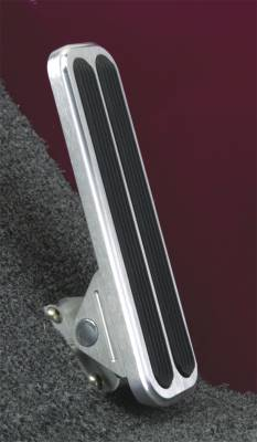 Lokar - Lokar Floor Mounted Gas Pedal W/Insert - FMG-6098 - Image 1