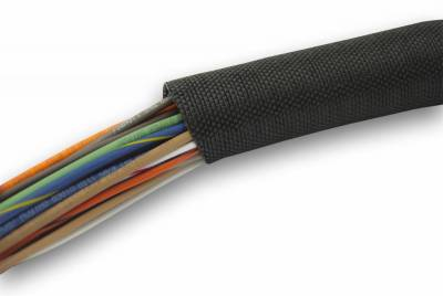 Wire, Cable and Related Components - Wire Conduit - Painless Wiring - 1/2in. ClassicBraid-10ft. Boxed - 70958