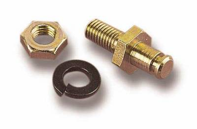 Holley - 1/4 IN THROTTLE STUD KIT - 20-38