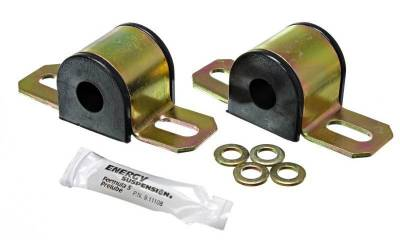 Suspension, Springs and Related Components - Suspension Stabilizer Bar Bushing Kit - Energy Suspension - 11/16in. SWAY BAR BUSHING SET - 9.5105G