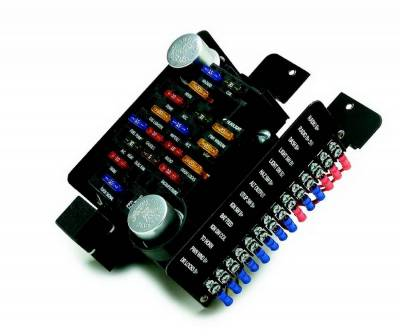 Painless Wiring - 18-Fuse ATO Fuse Center - 30003