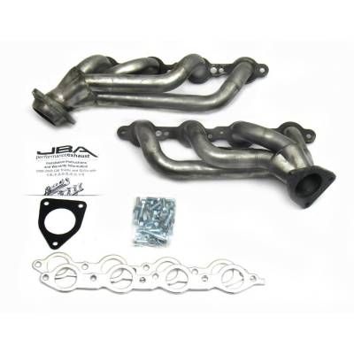 "JBA Racing Headers - 1850S-2 1 5/8"" Shorty Stainless Steel 02-2012 GM Truck/S - 1850S-2"