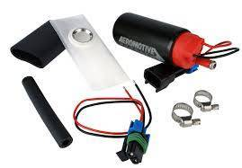Fuel Pumps and Related Components - Electric Fuel Pump - Aeromotive Fuel System - 340 Series Stealth In-Tank Fuel Pump, center inlet - 11540