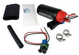 Aeromotive Fuel System - 340 Series Stealth In-Tank Fuel Pump, center Inlet - offset (GM applications) - 11569