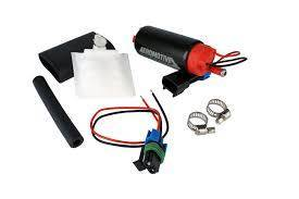 Fuel Pumps and Related Components - Electric Fuel Pump - Aeromotive Fuel System - 340 Series Stealth In-Tank Fuel Pump, offset inlet - 11542