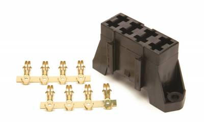 Painless Wiring - 4-Fuse ATO Fuse Center - 30002