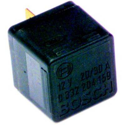 Painless Wiring - 40 Amp; Single Pole; Single Throw Relay - 80130