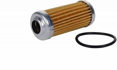 Filters - Fuel Filter Element - Aeromotive Fuel System - 40 M Fabric Element, Fits 12303 - 12603