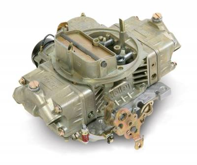 Carburetion - Carburetor - Holley - 4150 650CFM VAC SEC-DICHROMATE - 0-80783C