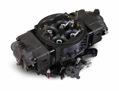 Carburetion - Carburetor - Holley - 4150 ALUM ULTRA XP 750 CFM (HARD BLACK) - 0-80803HBX