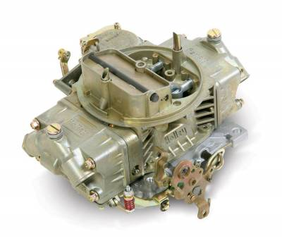 Carburetion - Carburetor - Holley - 4160 750CFM UNIVERSAL CHROMATE - 0-3310C