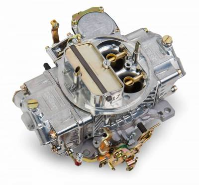 Carburetion - Carburetor - Holley - 4160 750CFM UNIVERSAL POLISHED - 0-3310S