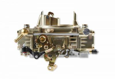Carburetion - Carburetor - Holley - 4160 ALUMINUM DICH 4BBL ELECT CHK - 0-1848-2