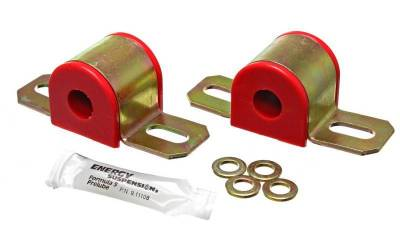 Suspension, Springs and Related Components - Suspension Stabilizer Bar Bushing Kit - Energy Suspension - 7/8in. SWAY BAR BUSHING SET - 9.5108R
