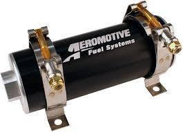 Fuel Pumps and Related Components - Electric Fuel Pump - Aeromotive Fuel System - 700 HP EFI Fuel Pump - Black - 11103
