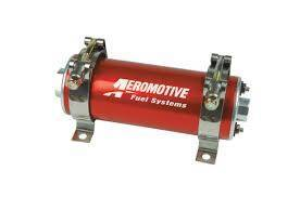 Fuel Pumps and Related Components - Electric Fuel Pump - Aeromotive Fuel System - 700 HP EFI Fuel Pump - Red - 11106