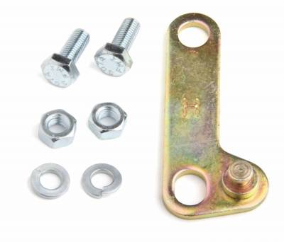 Cylinder Block Components - Throttle Cable and Automatic Transmission Kickdown Cable Bracket - Holley - 700R4 CARBURETOR KICKDOWN BRCK - 20-121