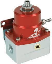 Aeromotive Fuel System - A1000-6 Injected Bypass Regulator, Adjustable, EFI, (2) -6 inlets, (1) -6 return - 13109