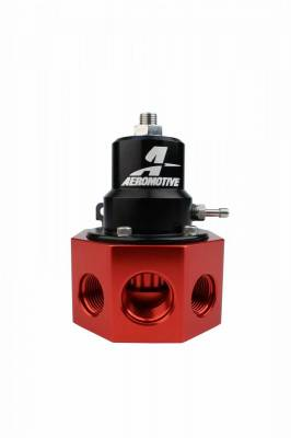 Aeromotive Fuel System - A2000 Carbureted Bypass Regulator - 4-Port - 13202