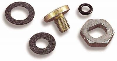 Holley - ADJ NEEDLE AND SEAT HARDWARE KIT - 34-7