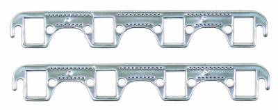 Gaskets and Sealing Systems - Exhaust Manifold Gasket Set - Mr Gasket - ALM EXH GKST-SB FORD RECT - 7410G
