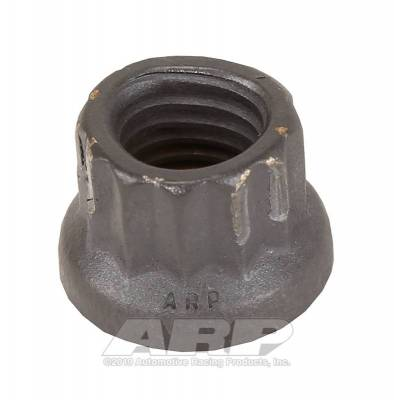 Hardware - Automatic Transmission Torque Converter Bolt - ARP - ARP 1/4-28 High Tech Self Locking 12Pt Nut Kit - 200-8202