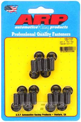 "ARP - ARP 3/8 X .750"" Hex Header Bolt Kit - 100-1107"