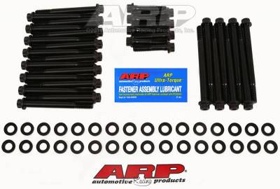 ARP - ARP Big Block Chevy W/Dart Chevy Bowtie Head Bolt Kit - 235-3703