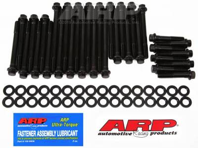 ARP - ARP Big Block Chevy, W/Brodix Alum Heads, Hex Head Bolt Kit - 135-3606