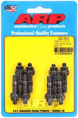 Flywheel - Clutch Flywheel Bolt - ARP - ARP Cast Aluminum 12Pt Valve Cover Stud Kit - 200-7613