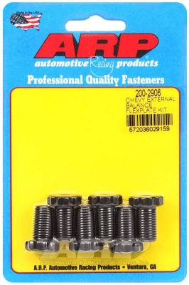 ARP - ARP Chevy External Balance Flexplate Bolt Kit - 200-2906