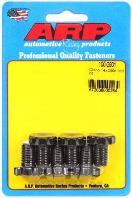 ARP - ARP Chevy Internal Balance & Ford Flexplate Bolt Kit - 100-2901