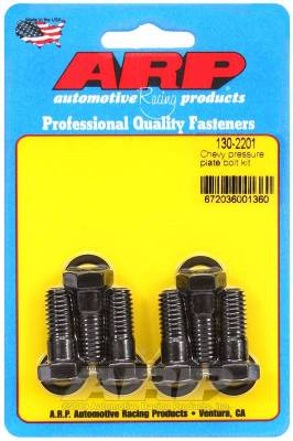 ARP - ARP Chevy Pressure Plate Bolt Kit - 130-2201