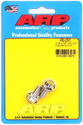 ARP - ARP Chevy SS 12Pt Coil Bracket Bolt Kit - 430-2301