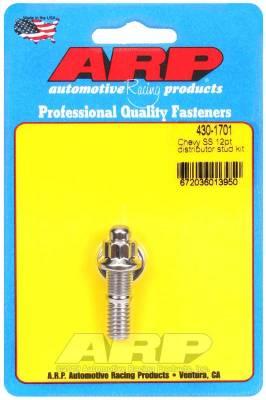 ARP - ARP Chevy SS 12Pt Distributor Stud Kit - 430-1701