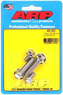 ARP - ARP Chevy SS Hex Fuel Pump Bolt Kit - 430-1602