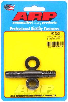 ARP - ARP Chevy V8 Hex Oil Pump Stud Kit - 230-7001