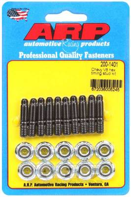 ARP - ARP Chevy V8 Hex Timing Stud Kit - 200-1401