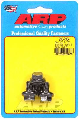 Hardware - Automatic Transmission Bellhousing Bolt Set - ARP - ARP Gm 200 & 700 4L60 & 4L80 Torque Converter Bolt Kit - 230-7304