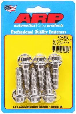 ARP - ARP Gm V6/V8 SS 12Pt Bellhousing Bolt Kit - 429-0902