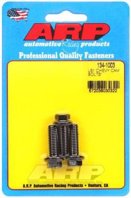 Assortments - Hardware Assortment - ARP - ARP LS1 Chevy Cam Bolt Kit - 134-1003