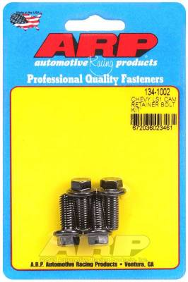 Assortments - Hardware Assortment - ARP - ARP LS1 Chevy Cam Retainer Bolt Kit - 134-1002