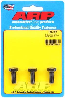 Assortments - Hardware Assortment - ARP - ARP Small Block & Big Block Chevy Cam Bolt Kit - 134-1001