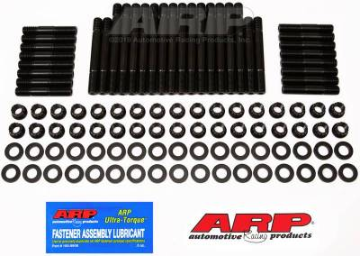 Wheel - Wheel Hardware Assortment - ARP - ARP Small Block Chevy 12Pt Head Stud Kit - 234-4301