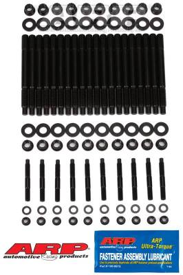 Wheel - Wheel Hardware Assortment - ARP - ARP Small Block Chevy LS1 Pro-Series '04 12Pt Head Stud Kit - 234-4317