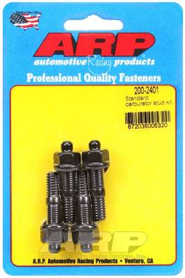 "Flywheel - Clutch Flywheel Bolt - ARP - ARP Standard Carburetor Stud Kit 1.700"" OAL - 200-2401"